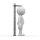 Krippen- Kita Sitzhöhe Gr.1 = 26 cm/Tischhöhe 46 cm